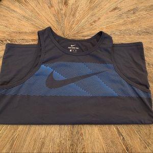 •Nike• muscle tee XXL